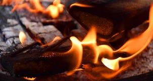 Brandbrännskador Arkivfoto