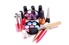 Branded cosmetic stock image