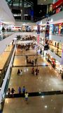 Branded shops in a Shopping Malls in Mumbai Stock Image