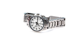 Branded wrist watch Royalty Free Stock Image