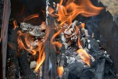 Branden arkivfoton