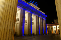 Brandenberg Gate Berlin Royalty Free Stock Photography