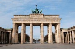 Brandenburg Brama Obraz Royalty Free