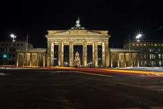 The Brandenburg Gate Royalty Free Stock Photo