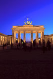 The Brandenburg Gate Stock Photos