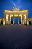 Brandenburg Gate. The Brandenburg Gate at dawn Royalty Free Stock Photo