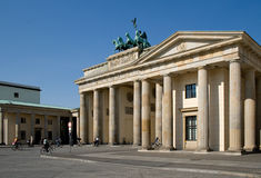 Brandenburg Gate Royalty Free Stock Image