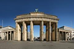 Brandenburg Gate in Berlin. Germany royalty free stock photos