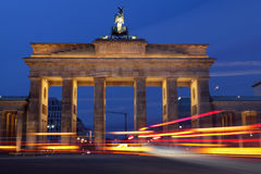 Brandenburg Gate Berlin Stock Images