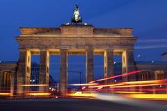 Brandenburg Gate Berlin. Brandenburg Gate in Berlin, Germany stock images