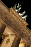 Brandenburg Gate Berlin Stock Images