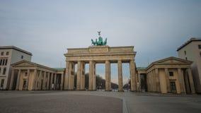 Brandenburg gate, Berlin Royalty Free Stock Photo