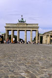 Brandenburg Gate- Berlin, Germany Royalty Free Stock Photography