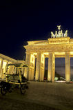Brandenburg Gate- Berlin, Germany Stock Photography