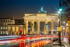BRANDENBURG GATE, Berlin, Germany. Stock Photography