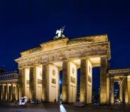 Brandenburg Gate in Berlin, Germany Royalty Free Stock Photography