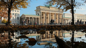 Brandenburg Gate Royalty Free Stock Photos