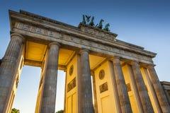 Brandenburg Gate, Berlin Royalty Free Stock Image