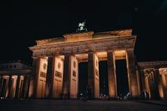 Brandenburg Gate Brandenburger Tor in Berlin, Germany royalty free stock images
