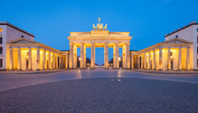 Brandenburg Gate (Brandenburger Tor) Stock Photo