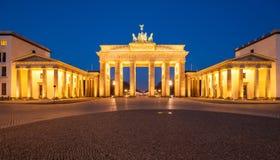 Brandenburg Gate (Brandenburger Tor) Stock Images