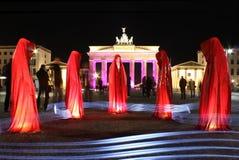 Brandenburg Gate, Building Royalty Free Stock Images
