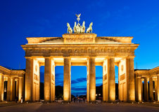 Free Brandenburg Gate In Berlin Stock Photos - 15980133