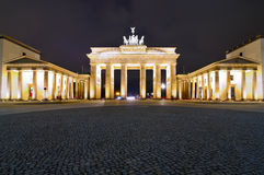 Free Brandenburg Gate In Berlin Royalty Free Stock Photos - 17908748