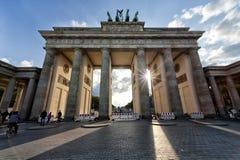 Free Brandenburg Gate In Berlin Stock Image - 56508221