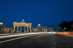 Brandenburg Gate Junction Royalty Free Stock Image