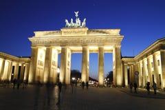 The Brandenburg Gate Royalty Free Stock Image