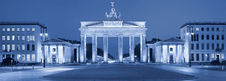 Brandenburg Gate. Stock Photography