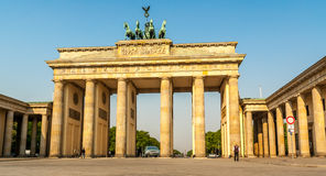 Brandenburg Gates, Berlin Royalty Free Stock Image