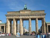Brandenburg port Royaltyfria Bilder