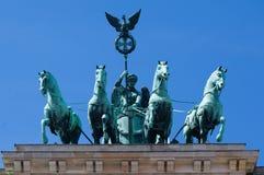 Brandenburg Tor Berlin Germany Stock Photos