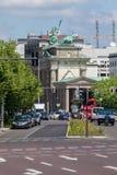 Brandenburg Tor Berlin Germany Stock Photo