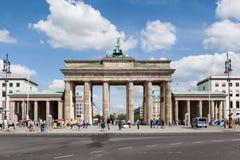 Brandenburg Tor Berlin Germany Royalty Free Stock Photography