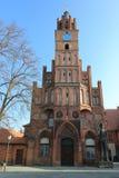 Brandenburg town hall Royalty Free Stock Photo