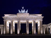 Brandenburger Felsen Stockfotografie
