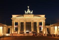Brandenburger Felsen Lizenzfreies Stockbild