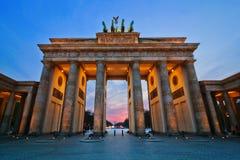 Brandenburger Gate Stock Photo