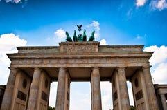 Brandenburger Toir Royalty Free Stock Photos