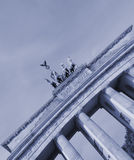 Brandenburger tor Royalty Free Stock Photo