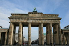 Brandenburger Tor Royalty Free Stock Photography