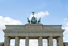 Brandenburger tor Stock Image
