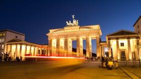 Brandenburger tor arkivfoton