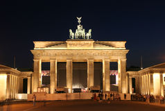 Brandenburger Tor Royalty Free Stock Image
