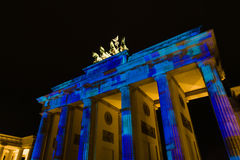 Brandenburger Tor Stockbild