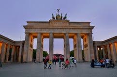 Brandenburger Tor Lizenzfreie Stockbilder