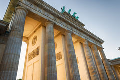 Brandenburger Tor Royaltyfri Foto